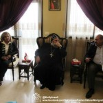 Visit of St. Aphrem Association in Amman